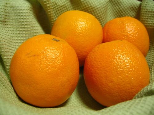 お土産オレンジ