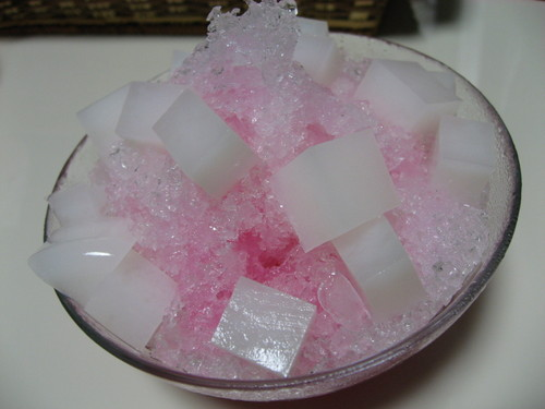 夏はやっぱりかき氷!